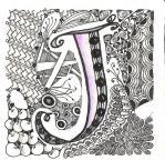 Tangled monogram