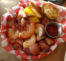 The Shrimp Boil!